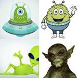 5 Buchstaben Lösung Alien