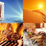 5 Buchstaben Lösung Hitze