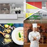 5 Buchstaben Lösung Küche