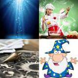 5 Buchstaben Lösung Magie
