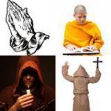 5 Buchstaben Lösung Mönch