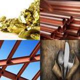 6 Buchstaben Lösung Metall