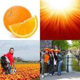 6 Buchstaben Lösung Orange