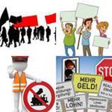 6 Buchstaben Lösung Streik