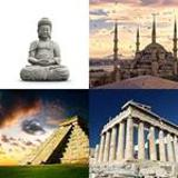 6 Buchstaben Lösung Tempel