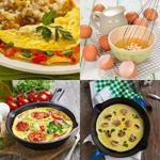 8 Buchstaben Lösung Omelette