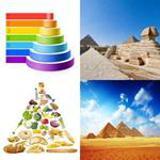 8 Buchstaben Lösung Pyramide