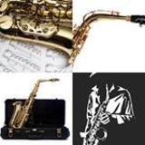 8 Buchstaben Lösung Saxophon