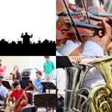 9 Buchstaben Lösung Orchester